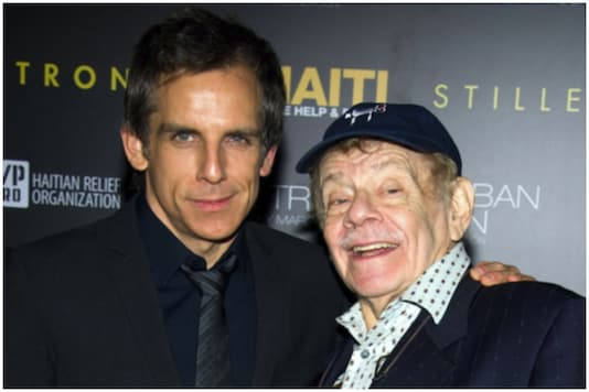 Hollywood Actor Ben Stiller's Father Jerry, Star of Seinfield, Dies Aged 92