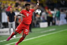 'Hungry' Bayern Munich Delighted to be Back in Training, Says David Alaba