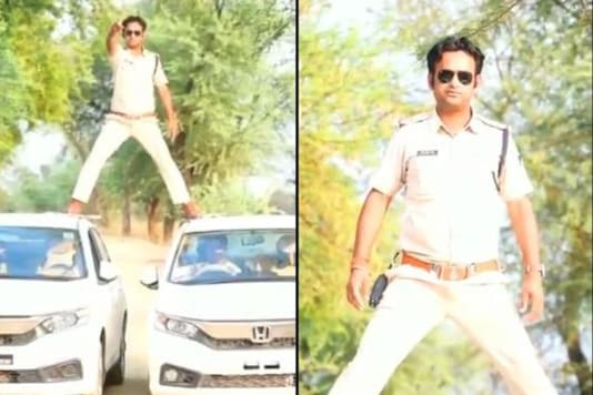 MP Cop Fined Rs 5000 for Recreating Ajay Devgn's Famous Car Stunt