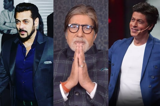 When Amitabh Bachchan, Shah Rukh Khan, Salman Khan Sang Together; Watch Video