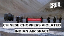 Chinese Military Choppers Seen In Ladakh As India Scrambled Fighter Jets