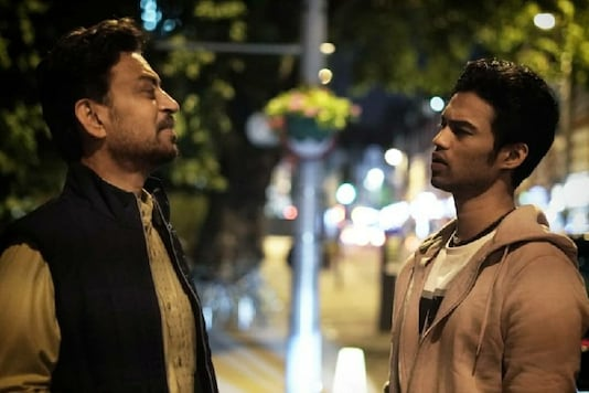 Here's How Irrfan Khan Reacted When He Saw Love Bite on Son Babil's Neck