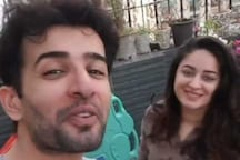 Jay Bhanushali, Mahhi Vij And Kids Have 'Quarantine Sundown' Pool Party At Home; Watch Video