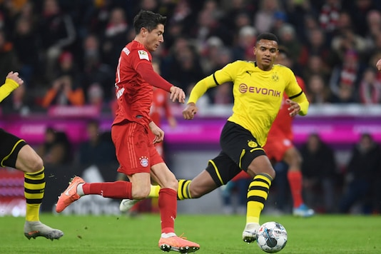 The title race between Bayern Munich and Borussia Dortmund is set to be intense as Bundesliga returns. (Photo Credit: Reuters)