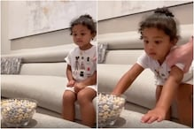 2-Year-Old Stormi Webster Teaches Us Patience in This Viral Video