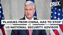 Top U.S. Official Blames China For 5 Plagues in 20 Years