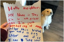 Little Boy's Letter to Neighbour Offering to Babysit His Dog is Winning Internet