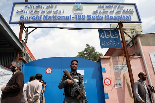 Afghanistan hospital attack (Photo Credit: Reuters)