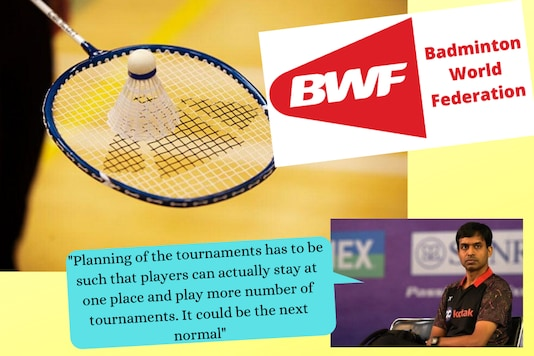 BWF did not seem too keen on going with Pullela Gopichand's