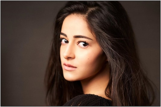 Ananya Panday Shares Photos from Her First Photoshoot Ever