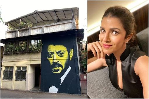 Nimrat Kaur Discovers Artwork Remembering Her Lunchbox Co-Star Irrfan Khan, Writes Heartfelt Post