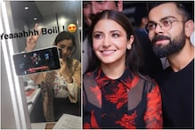 Anushka Sharma is Virat Kohli's Biggest Supporter and This Pic from Her Vanity Van is Proof