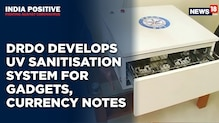 India Positive: DRDO Develops Contactless Sanitisation Cabinet To Disinfect Gadgets