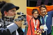 NRAI Nominates Anjum Moudgil for Rajiv Gandhi Khel Ratna, Jaspal Rana for Dronachary Award