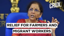 FM: Free Food For Migrant Workers And Rs 30,000 Crore Additional Credit For Farmers