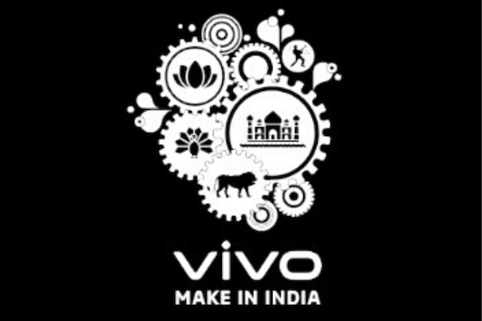 Vivo 'Make in India' Logo