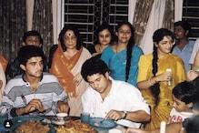 Sachin Tendulkar's Throwback Pic at 'Dadi' Ganguly's Kolkata Home Will Take You Back in Time