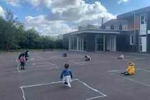 Kids in France are Back in School and They're Playing in 'Boxes'. Is This the Future?