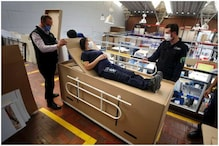 Colombian Company Designs Cardboard Hospital Beds That Double up as Coffins for the Poor