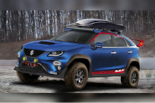 This Render of a Modified Maruti Suzuki Baleno is Something We Are Longing to be Real