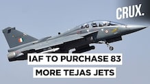 Indian Air Force Chooses Indigenous Tejas Jets Over Expensive Foreign Jets