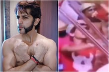 Karanvir Bohra Shares Video of Goof up in Ramayan War Scene, Leaves Internet in Splits