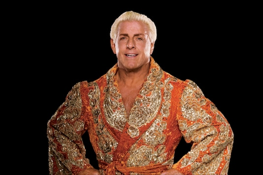 Ric Flair (Photo Credit: WWE)
