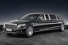 President Kovind Defers Purchase of Mercedes-Maybach S600 Pullman Guard Limo