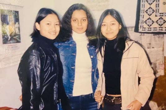 Kangana Ranaut Is Missing Her Hostel Days, Shares Throwback Pictures