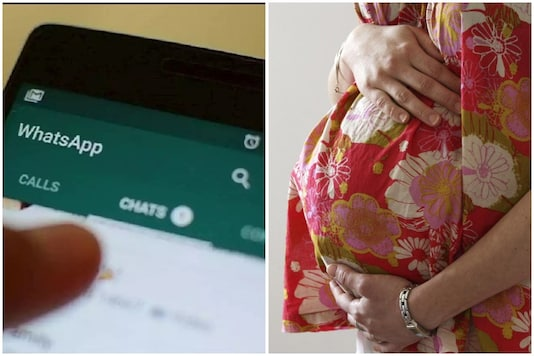 A WhatsApp group to help new 'mommies' | Image credit: Reuters