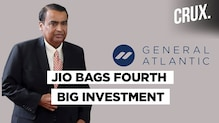 General Atlantic Invests Rs 6,598.38 Cr in Jio Platforms