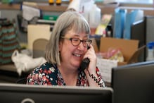 Just a Chat: Locked Down Senior Citizens in US Find Company in Calls from Strangers