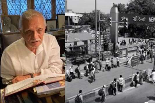 'They Will Go to Die Where There is Life': Gulzar Pens a Moving Poem for Migrant Workers
