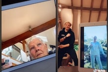 Judi Dench Becomes an Instant TikTok Star after Grandson Introduces Her to the Platform