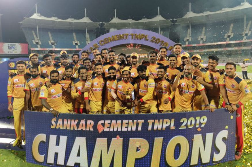 Tamil Nadu Premier League 2020 May Be Cancelled Due to Coronavirus Pandemic: Report