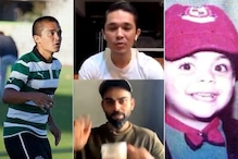 Two Kids Talking about Growing up in 90s: Sunil Chhetri on Instagram Live with Virat Kohli