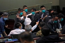Hong Kong Lawmakers Clash For Second Time in a Month as Pro-Beijing Camp Elects Chair