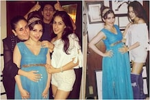 Pics of Kareena Kapoor, Sara and Ibrahim from Soha Ali Khan's Baby Shower are Family Goals