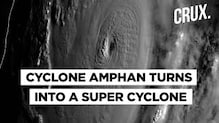 Cyclone Amphan with a wind speed of 155-165 kmph to hit Bengal & Odisha on May 20