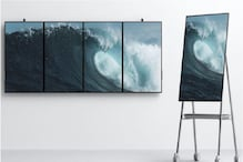 Microsoft Surface Hub 2S With 4K+ Multi Touch Display, Windows 10 Launched in India