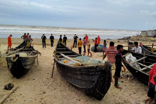 Awareness campaign in Odisha ahead of Cyclone Amphan