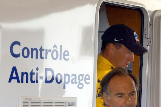 Lance Armstrong (Photo Credit: AP)