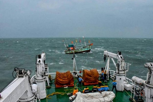 File Picture: Indian Coast Guard
