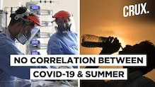 Princeton Study Says COVID-19 Spread Won't Decline With A Rise In Temperature