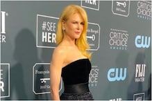 Nicole Kidman Breaks Ankle in Lockdown