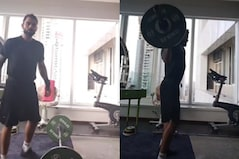 Virat Kohli's Insane Workout Session Leaves RCB Teammate AB de Villiers Bamboozled