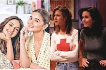 Alia Bhatt, Akansha Ranjan Kapoor's Banter as They Dub Rachel, Monica from Friends is Hilarious to Watch