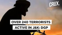 Over 300 Terrorists Are Waiting To Infiltrate Into Kashmir From Pakistan: J&K DGP