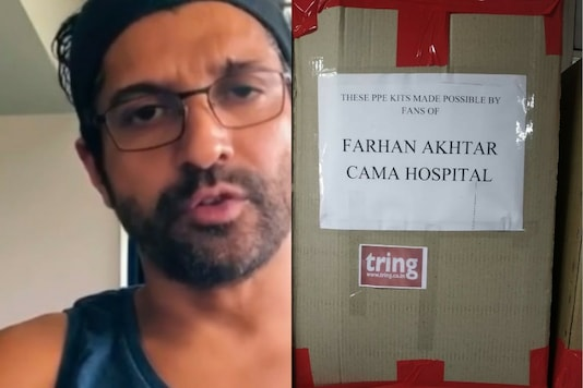 Netizens Question Farhan Akhtar Why His Charity is 'Not Faceless'