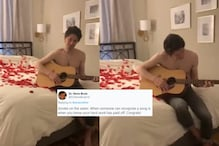 Man Secretly Learns Guitar to Deliver Performance of a Lifetime on Wife's Birthday, Impresses Twitter